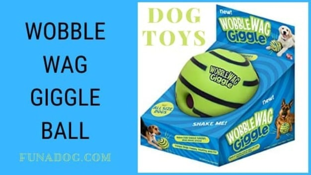 Wobble Wag Giggle Ball Review – Ball Interactive Dog Toy