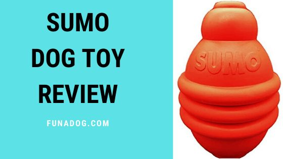 Sumo Dog Toy Review :  Durable Rubber Toys For Your Dogs