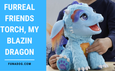 FurReal Friends Dragon Honest Review – Torch, My Blazin' Toy